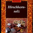Ostmann X-Mas Spices - Hirschhornsalz -  Ammonium Carbonate - Made in Germany