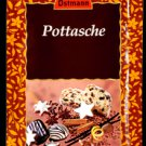 Ostmann X-Mas Spices - Pottasche - Potash / Potassium Carbonate - Made in Germany