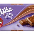 MILKA Chocolate Bar 100g - MILKA NOISETTE - FRESH from Germany
