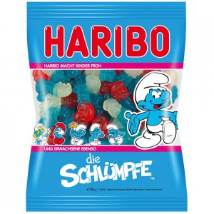 HARIBO ®  -  Schlümpfe - Smurfs - FRESH from Germany