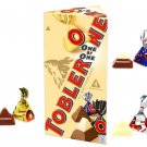 TOBLERONE ONE BY ONE - 4 diff. variations - 200 g / 7oz - FRESH from Germany