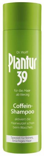 Dr. Wolff PLANTUR 39 Caffeine Shampoo - Fine Hair -