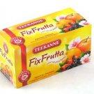 Teekanne Fruechtetee / Fruit Tea - Fix Frutta  - 20 tea bags - FRESH from Germany