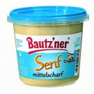 Bautzner Senf mittelscharf - Medium Hot Mustard - 200 g - FRESH from Germany