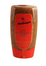 Händlmaier's süsser Hausmacher Senf - Mustard - 225 g - FRESH from Germany