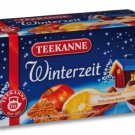 Teekanne Winterzeit - X-mas Tea - 20 tea bags - FRESH from Germany