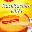 Dr. Oetker - Käsekuchen Hilfe - Cheesecake Helper - FRESH from Germany