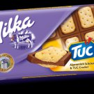 MILKA Chocolate Bar 100g - TUC - FRESH from Germany