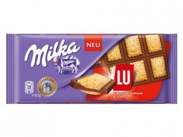 MILKA Chocolate Bar 100g - LU - FRESH from Germany