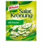 Knorr Salat Krönung - Dill Kräuter - Fresh from Germany
