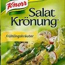 Knorr Salat Krönung - Frühlingskräuter - Fresh from Germany