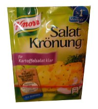 Knorr Salat Krönung - Kartoffelsalat klar - Fresh from Germany