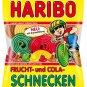 HARIBO ®  - Frucht- und Cola Schnecken - FRESH from Germany