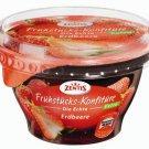 Zentis Frühstücks-Konfitüre Erdbeere / Breakfast Spread - FRESH from Germany