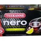 Teekanne Nero - Fresh Lemon - 20 tea bags - FRESH from Germany