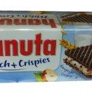 Ferrero Hanuta - Milch & Crispies - Limited Edition - 10 pc. / 220 g - FRESH from Germany