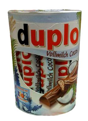 Ferrero Duplo - Vollmilch Cocos - Limited Edition - FRESH from Germany