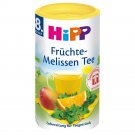 HIPP Früchte Melissen Tee - Fruit Melissa Tea 200g - FRESH from Germany