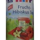 HIPP Früchte Hibiskus Tee - Fruit Hibiscus Tea 200g - FRESH from Germany