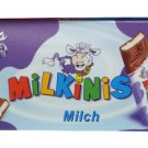Milka MILKINIS Chocolate Bars - 87.5 g - from Germany- FRESH from Germany