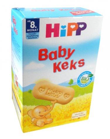 HiPP Baby Keks - Organic - Baby Cookies - FRESH from Germany
