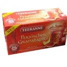 Teekanne Persischer Granatapfel / Persian Pomegranate - 20 tea bags - FRESH from Germany