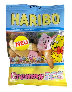 HARIBO ®  - Creamy Ice - FRESH from Germany