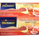 Meßmer Türkischer Bayram - Apfel-Feige - 20 tea bags - FRESH from Germany