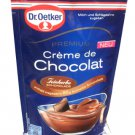 Dr. Oetker Premium Creme de Chocolat - Feinherb - Dessert - FRESH from Germany