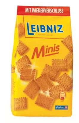 Bahlsen Leibniz Minis - Cookies - Fresh from Germany