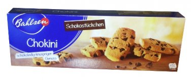 Bahlsen Chokini - Cookies - Fresh from Germany