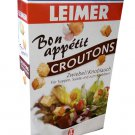 Leimer Bon Appetit Croutons – Zwiebel / Knoblauch - 100 g  - from Germany- FRESH from Germany