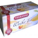 Teekanne Weißer Tee Mango Zitrone / White Tea - 20 tea bags - FRESH from Germany