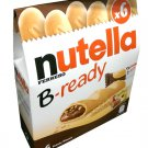 Ferrero Nutella - B-ready  - 132 gr - from Germany- FRESH from Germany