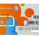 At&t gsm sim card  prepaid and post paid