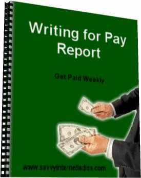 Writing for Pay Report