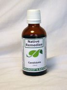 Candidate (50ml) - The effective herbal treatment for Candidiasis, Yeast Infections and Candida