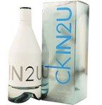 CK IN2U cologne for Men EDT SPRAY 3.4 OZ