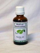 Fertile XX (50ml) - Herbal Formula for Enhanced Female Reproductive Health and Fertility