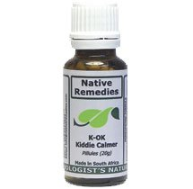 K-OK Kiddie Calmer - Homeopathic Formula for Shyness and Child Anxiety