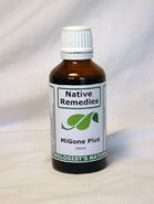 MiGone Plus (50ml) - Herbal Formula for Chronic Headaches and Migraines