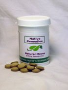 Natural Moves (60 caps) - Herbal Remedy for Natural Relief from Constipation