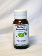 Triple Complex NicoTonic (360 tablets) - Natural remedy for Withdrawal from Addictive Drugs