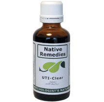 UTI-Clear (50ml) for Cystitis, Bladder and UTI Urinary Tract Infections