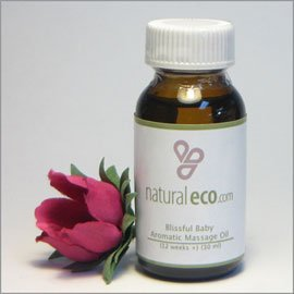 Blissful Baby Aromatic Massage Oil