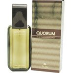 QUORUM cologne by Antonio Puig EDT SPRAY 3.4 OZ