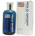 POLO SPORT cologne by Ralph Lauren EDT Spray 4.2 oz