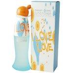 I LOVE LOVE perfume by Moschino EDT SPRAY 1.7 OZ