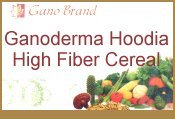 Ganoderma Hoodia High Fiber Cereal 20 Servings