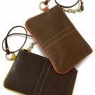 Floto Milano Wristlet/Wallet in Brown